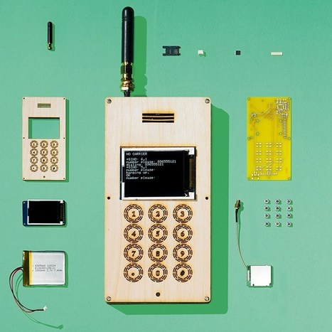 How to make your own mobile phone (Wired UK) | Open Source Hardware News | Scoop.it