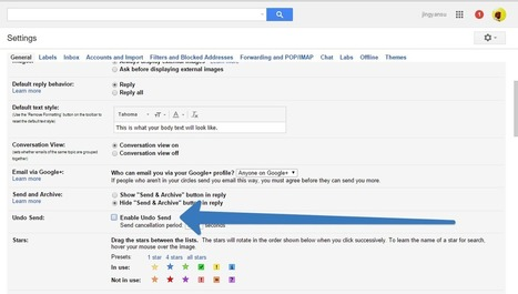 How to Undo Sent Emails in Gmail | HELP MY COMPUTER NOW | Scoop.it