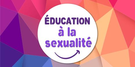 Éducation à la sexualité - Éduscol   Actualité sanitaire et sociale, Croix Rouge Française, IRFSS Rhône Alpes, site de Valence   Scoop.it