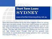 Short Term Loans - Helpful Financial Option For Sydney People   PDF to Flipbook   Short Term Loans Sydney   Scoop.it