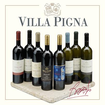 Villa Pigna Wines Le Marche:Rosso Piceno Superiore, Offida Passerina, Falerio dei Colli Ascolani | Wines and People | Scoop.it