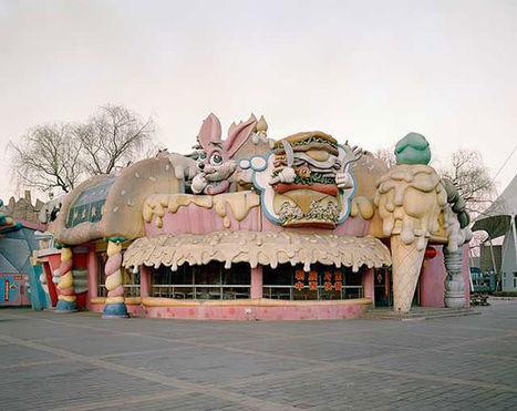 Juxtapoz Magazine - Stefano Cerio Photographs Abandoned Chinese Amusement Parks   Outbreaks of Futurity   Scoop.it