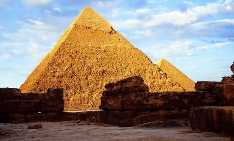 Death on the Nile: Egyptian kingdom died 4,200 years ago because of climate change that brought mega drought | Collapse of Ancient Egypt (The Old Kingdom) | Scoop.it