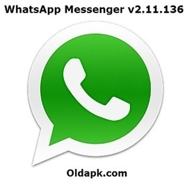 WhatsApp Messenger v2.11.136 APK - Download Android Apk Free | Free Android Apk Downloads | Scoop.it