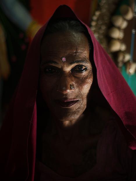 L'histoire de Bilji, le Hijra de Kathputli Colony | Serge Bouvet, photographe | PHOTOGRAPHERS | Scoop.it