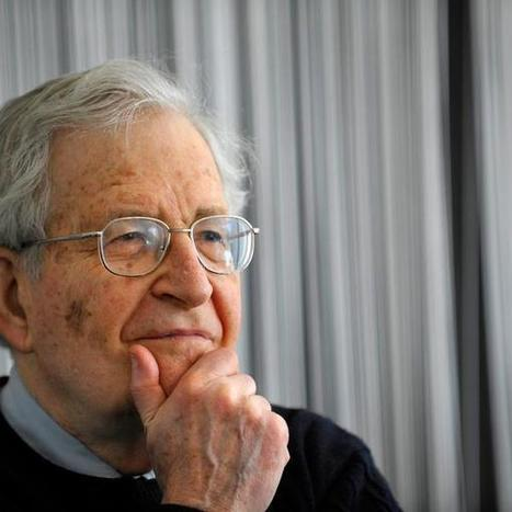 Por qué Noam Chomsky desconfía de internet - Terra España | biblioteca | Scoop.it
