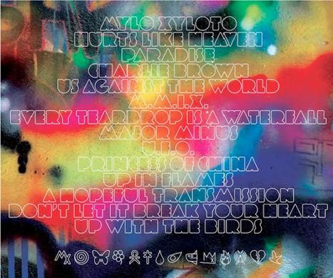 Más allá de la música análisis de la narrativa transmedia en el álbum conceptual Mylo Xyloto de Coldplay / Rodríguez Durán, Eliana Fabiola | Comunicación en la era digital | Scoop.it