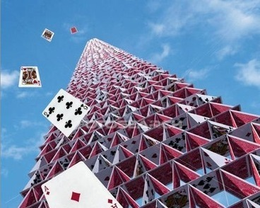 Peter Schiff: This Unstable House of Cards is Going to Implode | Commodities, Resource and Freedom | Scoop.it