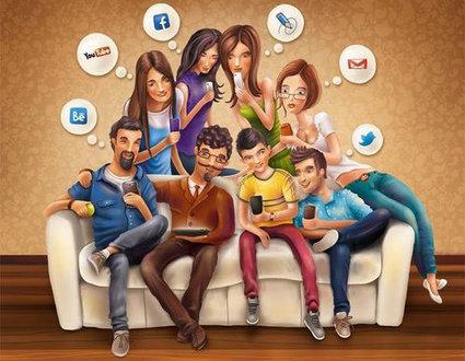 Comment Démarrer avec les Réseaux Sociaux et le E-commerce | Community Management | Scoop.it