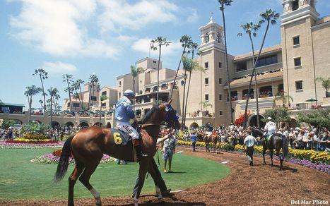 Del Mar, Stronach Group To Offer $1-Million 'California' Bonus - Horse Racing News | Paulick Report | Racing Business | Scoop.it