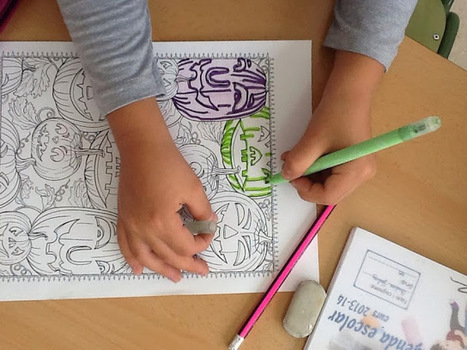 ¡Realidad Aumentada en el aula de mates! - Dedos | Randomgrid | Scoop.it