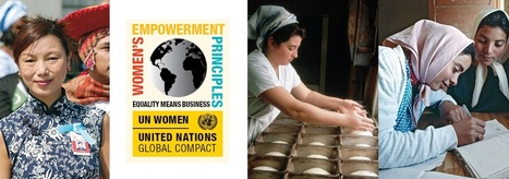 Partnership between UN Global Compact and UN Women | Women's Empowerment Principles | IATC | Scoop.it