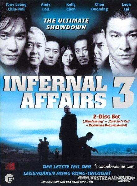 Infernal affairs III Streaming VF Sans limitation   filmnetflix   Scoop.it