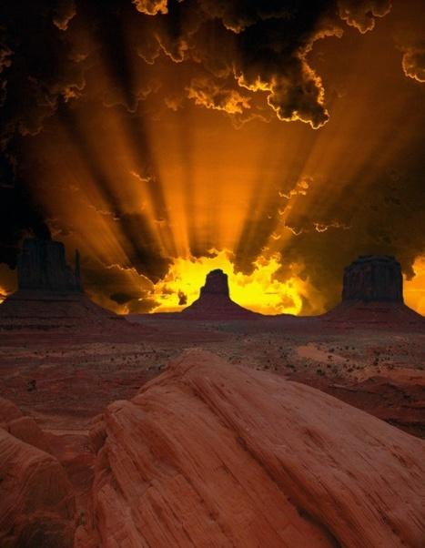 Desert Sun by Kevin Walker | BEATIFUL | Scoop.it
