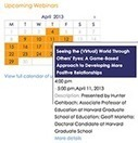 Summer Webinars   TechTools for the Classroom   Web 2.0 for Education   Scoop.it