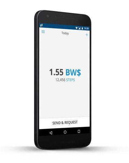 Bitwalking app to let walkers earn digital dollars - UK Fundraising   Time and Motion - Re-defining Working Life   Scoop.it