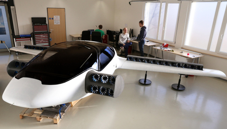 European VCs are going to make flying cars a reality | Ecosystème numérique Trucs et astuces | Scoop.it