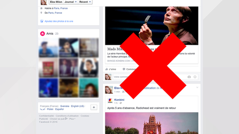 Supprimer toutes les publications de son mur Facebook - Le Crabe Info | Freewares | Scoop.it