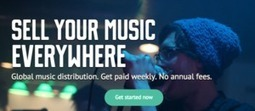 CD Baby Pro's Publishing Catalog Grows 250%, Exposes New Revenue Streams For Indie Musicians | Blogging Tips | Scoop.it