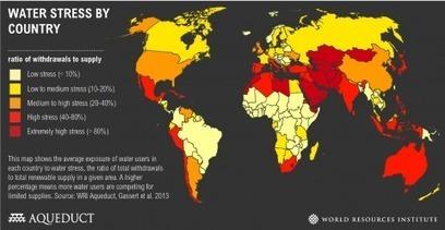 Έλλειψη νερού ανά τον κόσμο | ΚΑΛΥΤΕΡΗ ΖΩΗ | INTERNATIONAL YEAR OF WATER COOPERATION 2013 | Scoop.it