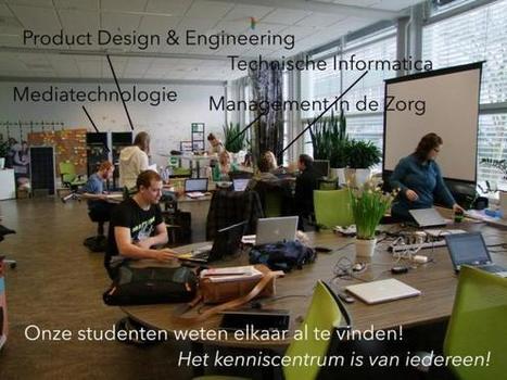 Het kenniscentrum: De perfecte werkplek | Kenniscentrum | Scoop.it