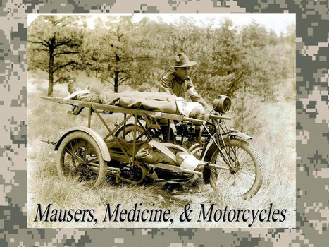 Mausers, Medicine, & Motorcycles: Old Bikes | Vintage Antique Motorcycles | Scoop.it