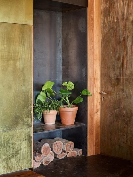 Sawmill House: sustainable architecture by reusing waste concrete   Latitudes   Scoop.it