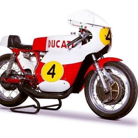 Ducati 450 Desmo Corsa - Silodrome   Ductalk Ducati News   Scoop.it