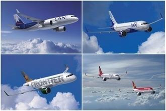 Au Bourget, l'A320 Neo atteindra-t-il les 1000 commandes ? | Toulouse La Ville Rose | Scoop.it