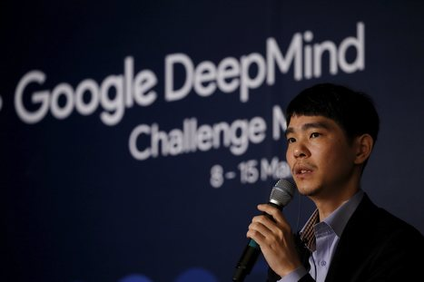 就在今天!Google AI「AlphaGo」大戰李世石 Youtube 現場直播! | NIC: Network, Information, and Computer | Scoop.it