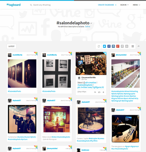 Bien utiliser les hashtags | Marketing pour photographes | PoP | Webmarketing | Scoop.it