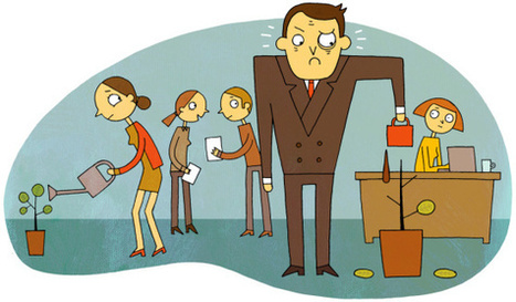 Huono pomo vähättelee alaisten mielipiteitä | HRM | Scoop.it