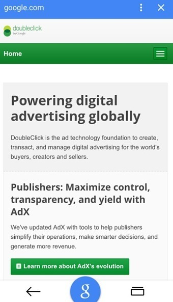 Google's mobile ad investments help keep Facebook at bay - Mobile Marketer - Search | Mobile News, Mobile Marketing and More | Scoop.it