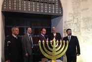 Crypto-Jews Light Up Spanish Inquisition Prison With Hanukkah Ceremony | Jewish Education Around the World | Scoop.it