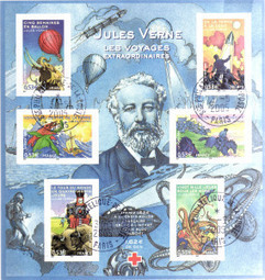 Júlio Verne e o nascimento da ficção científica | Ficção científica literária | Scoop.it