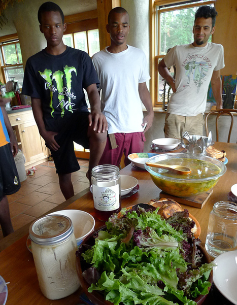 Radical Farmers Use Fresh Food to Fight Racial Injustice and the New Jim Crow | Community Food Systems | Scoop.it