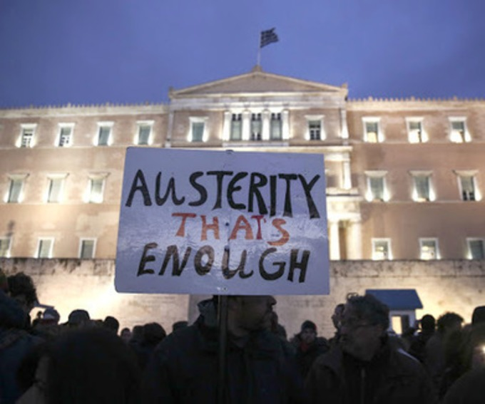 Social Democracy or Revolutionary Democracy: Syriza and Us | real utopias | Scoop.it