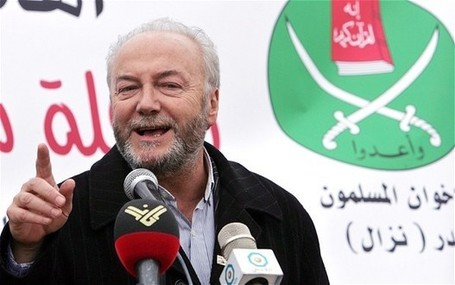 George Galloway criticises Syrian opposition for not 'lifting a finger for jihad'  - Telegraph | MN News Hound | Scoop.it