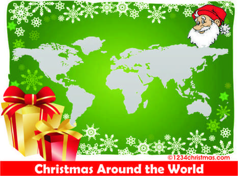 Christmas Celebrations around the World | Christmas 2013 | Christmas in the UK | Scoop.it
