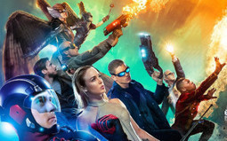 New Promo and Poster Released for CW's 'Legends of Tomorrow' | TV Series Related | Scoop.it