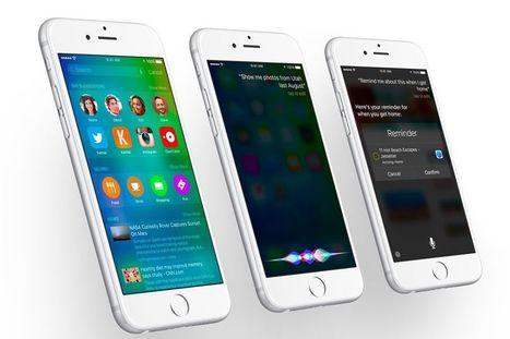 Everything new and exciting in iOS 9 | Ipads Advisor | Mobile Technology | Scoop.it