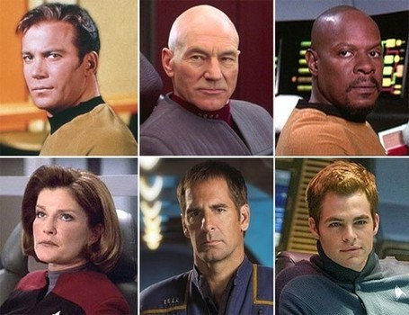 Why the Star Trek Franchise Is Great—and Meant for TV | Science Fiction Future | Scoop.it