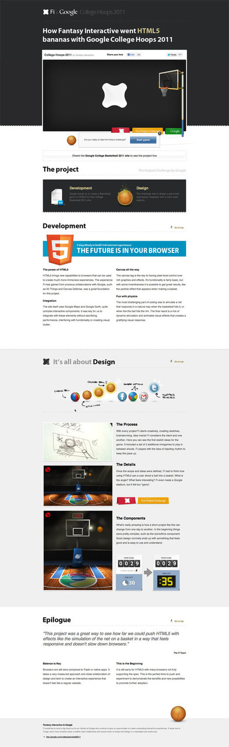 10 points I always keep in mind while designing | Feature | .net magazine | Multimédia | Scoop.it