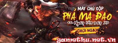 Phong Vân Truyền Kỳ ra mắt PHÁ MA ĐAO - Phiên bản game PVTK mobi   Game online   Scoop.it