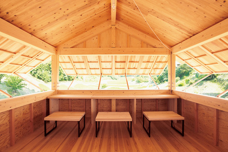 muji x atelier bow-wow's rice field office for house vision | Building with wood | Scoop.it