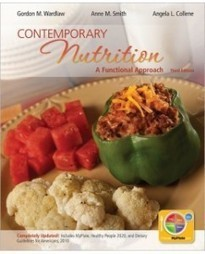 Test Bank For » Test Bank for Contemporary Nutrition: A Functional Approach, 3rd Edition: Gordon Wardlaw Download   Health & Nutrition Test Bank   Scoop.it