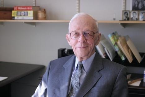 Professor Emeritus Jay Forrester, digital computing and system dynamics pioneer, dies at 98 | Facultad de Ciencias Económicas y Empresariales - UM | Scoop.it