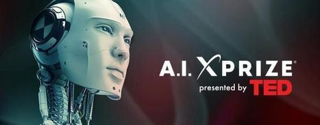 A.I. XPRIZE: Can A Robot Deliver A TED Talk Worthy Of A Standing Ovation? - International Business Times | Artificial Intelligence | Scoop.it