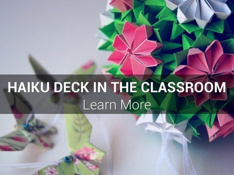 Haiku Deck - Presentation Software that's Simple, Beautiful, and Fun | Materiale educationale | Scoop.it