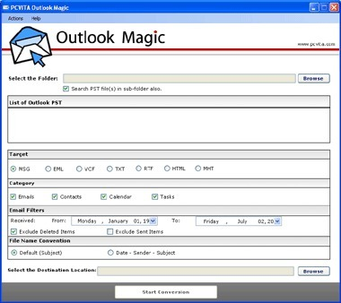 Outlook Conversion Software | Outlook PST File Conversion - Easily conversion from PST to other Formats | Scoop.it